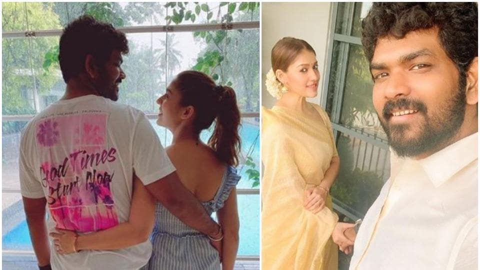 Nayanthara and Vignesh Shivn are in Goa for his birthday.