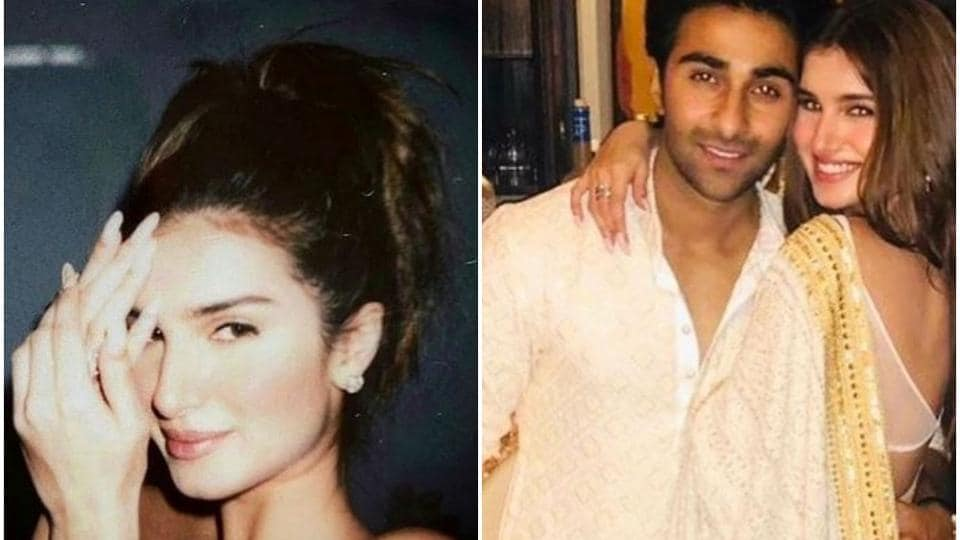 Tara Sutaria, who made her film debut inStudent of the Year 2, is in a relationship withAadar Jain.