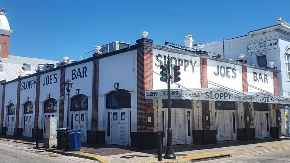 Sloppy Joe's hosts a Hemingway look-alike contest each year.