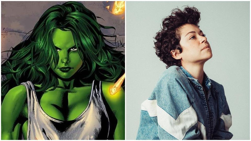 Tatiana Maslany will be seen as She-Hulk.