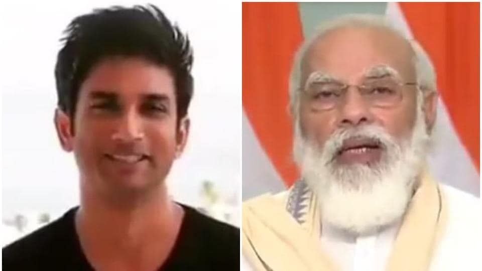 Sushant Singh Rajput's throwback video wishing PM Narendra Modi on birthday goes viral, watch – bollywood
