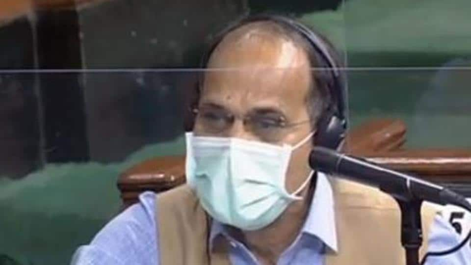 Photo of 'No data govt': Congress' Adhir, DMK's Maran ask Centre to address economic woes