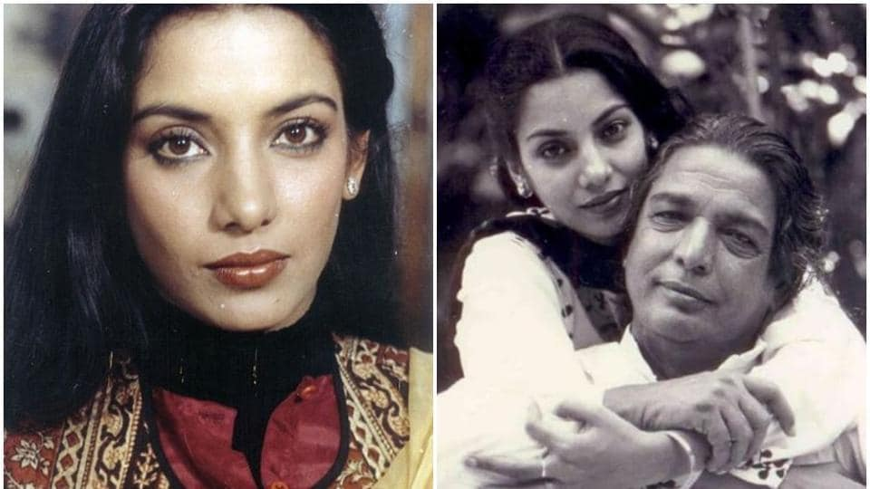 Happy birthday Shabana Azmi: The actor turns 70 today.