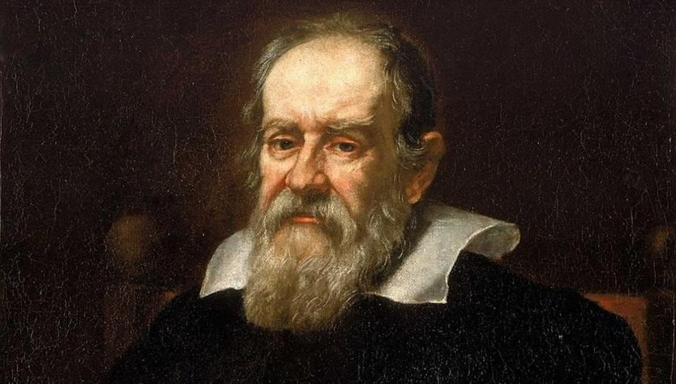 The books from the 16th, 17th and later centuries included those by Isaac Newton and Galileo Galilei (in picture).