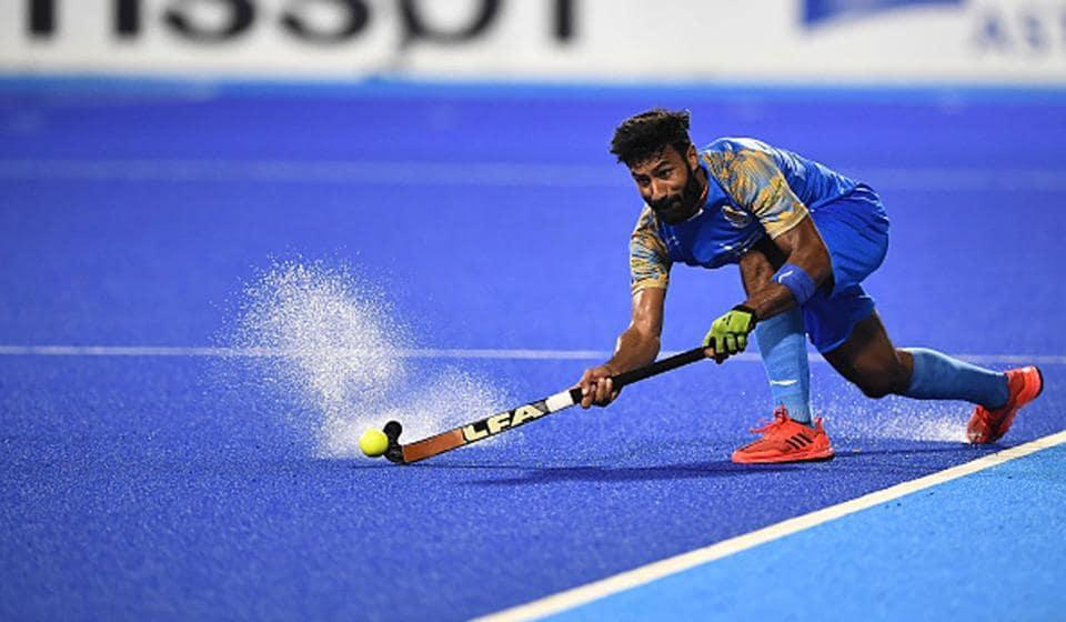 Surender Kumar Indian Hockey Player KreedOn