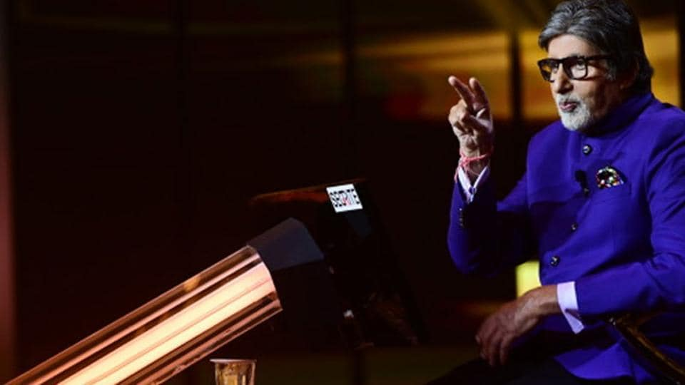 Amitabh Bachchan says 17 hours of KBC shoot is 'substantial and rewarding' for his body that suffers post Covid syndrome