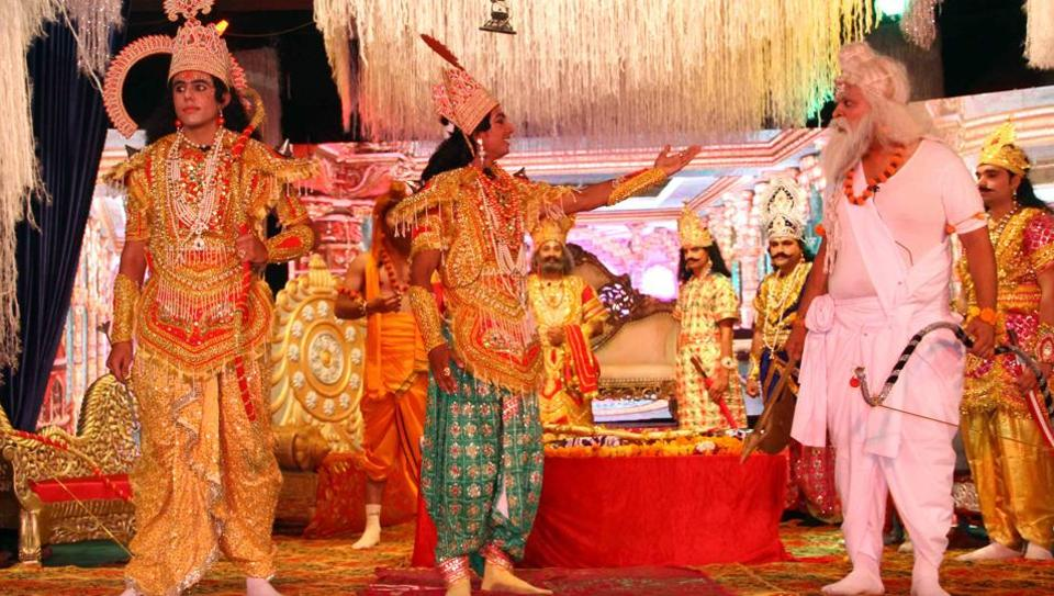 It is for the Ravan Vadh event, planned at the Gandhi Maidan in the city, that the committee has sought permission from the government.