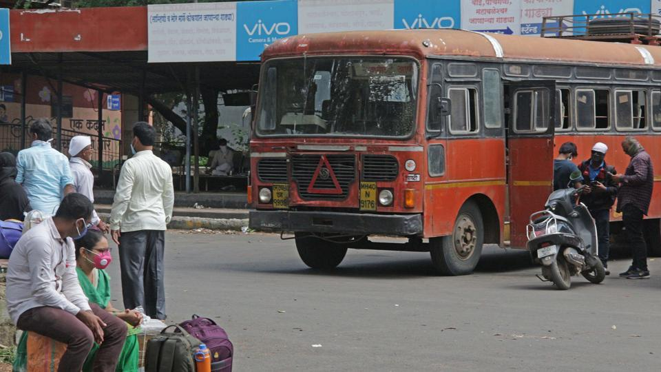 Though the state-owned MSRTC has 18,000 buses, it is operating 5,000 vehicles and has a daily ridership of 5.5 lakh passengers.