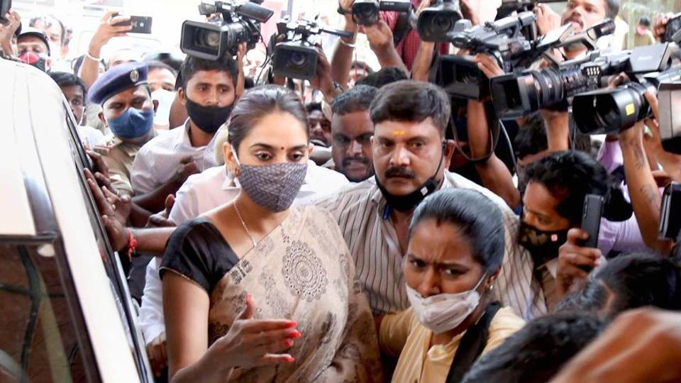 Two well known Kannada actors Ragini Dwivedi and Sanjjanaa Galrani who have been arrested are currently in judicial custody and lodged in the Parpanna Agrahara Jail.