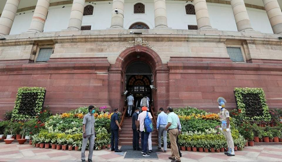 Parliament officials said lawmakers would be encouraged to undergo a fresh round of RT-PCR tests and that more intensive sanitisation of the chambers and Parliament building is happening.