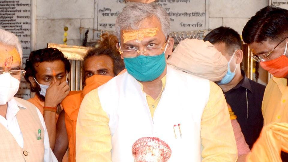 Uttarakhand Chief Minister Trivendra Singh Rawat said he had discussed the matter with saints and seers and they were in agreement with the idea of reducing the scale of the event numerically owing to the coronavirus pandemic.