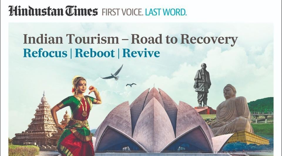 Hindustan Times E-Tourism Conclave, a digital-led thought leadership platform, aims to discuss the key challenges and opportunities with top industry leaders from travel and tourism sector.