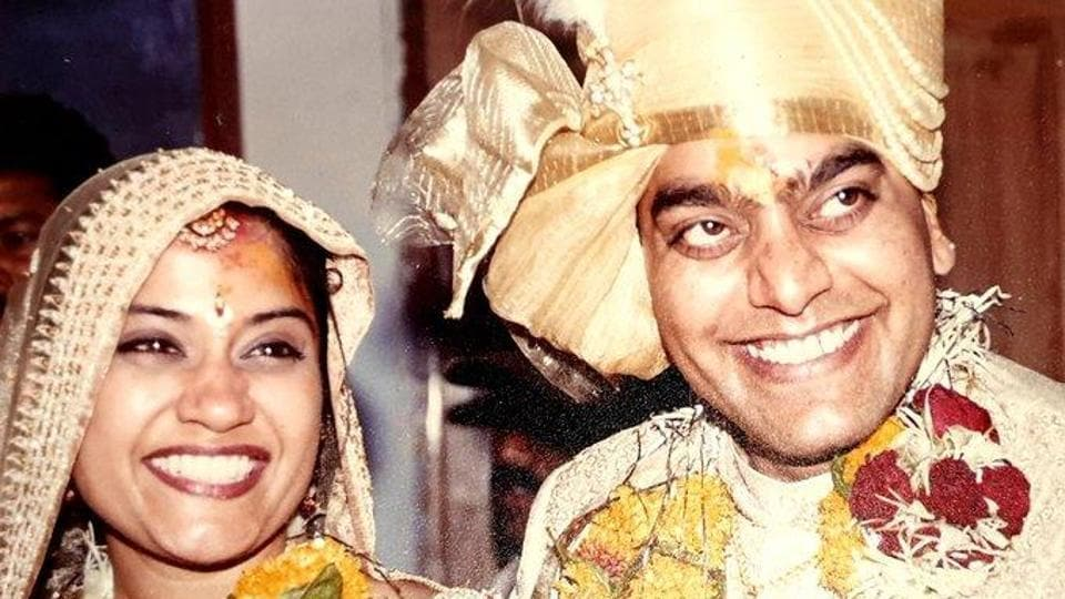 Ashutosh Rana talks about his love story with now wife Renuka.