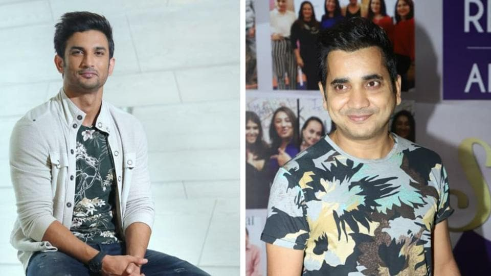 Actor Saanand Verma is known for web shows Sacred Games, Apharan, and TV show Bhabiji Ghar Par Hain!.