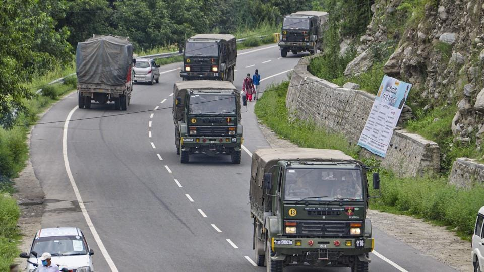 Indian soldiers occupying positions in the eastern Ladakh sector have undergone the necessary acclimatisation to be deployed at high altitudes and adequate forward medical facilities are available to cater for any emergency, said a second official.
