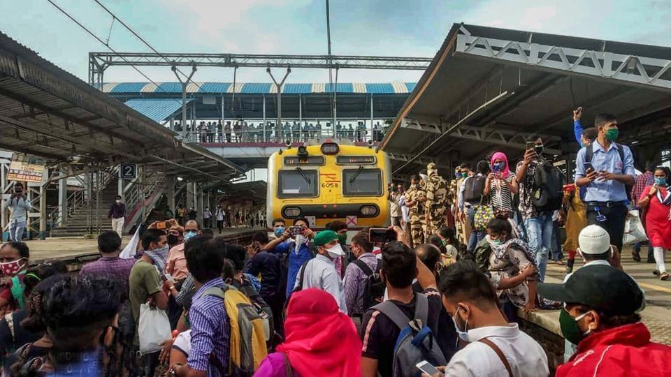 Mumbai locals to accommodate more passengers from September 21.