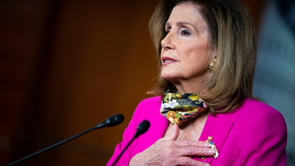 """US House Speaker Nancy Pelosi said that """"at the same time that the coronavirus pandemic is broken out, so too has a disturbing epidemic of hate and discrimination"""" against Asian Americans and Asian immigrants, including physical and verbal attacks and vandalised businesses."""