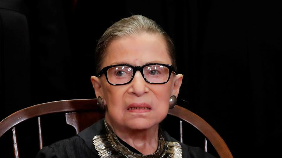 But Ginsburg's death brought new impetus to the campaign, particularly after Trump and Senate Majority Leader Mitch McConnell, R-Ky., both pledged to move forward with finding a new justice.