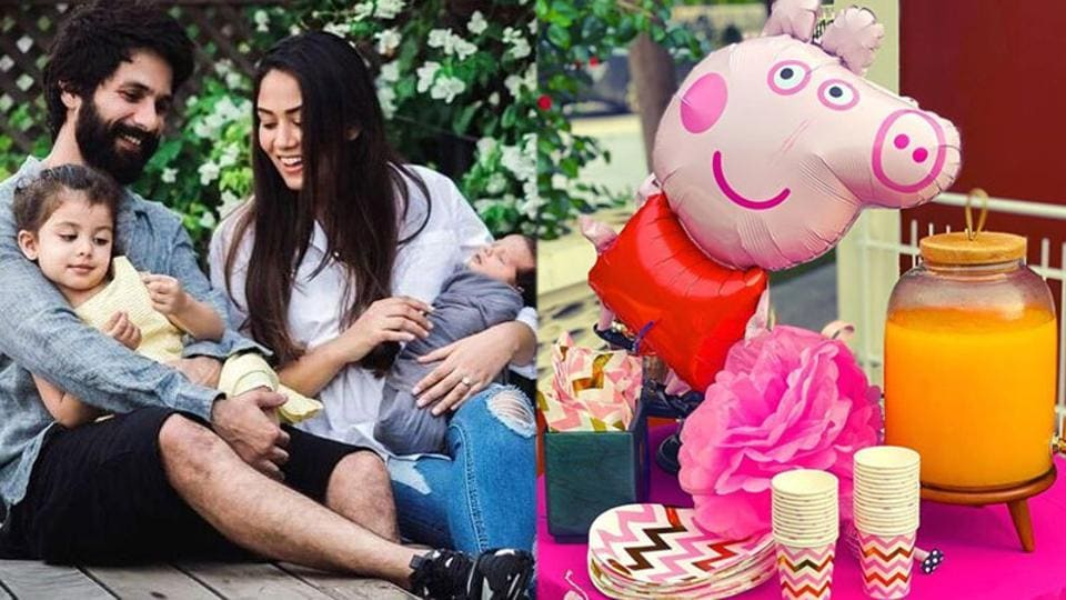 Mira Kapoor wanted to celebrate both kids' birthdays together, says Misha complained to Shahid Kapoor 'that she wants a birthday of her own'