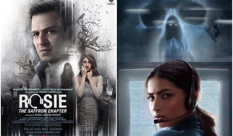 Vivek Oberoi joins cast of Rosie The Saffron Chapter, shares motion poster featuring Shweta Tiwari's daughter Palak
