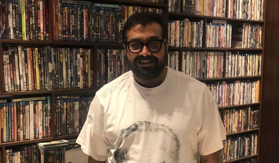 Anurag Kashyap has been accused of sexually assaulting an actor.