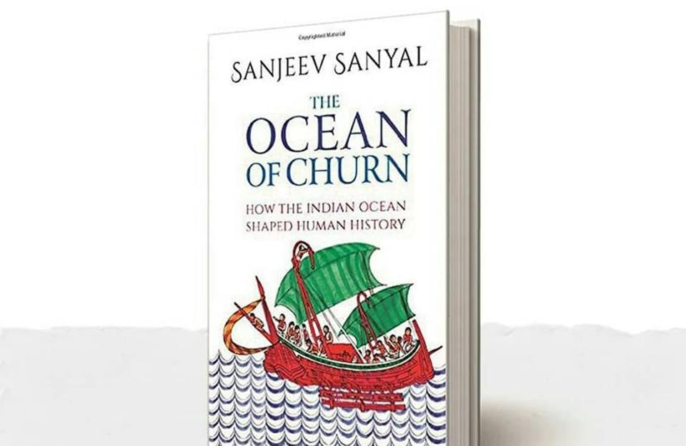 Sanjeev Sanyal adapts 'The Ocean of Churn' for kids, to educate them about the history of the Indian ocean