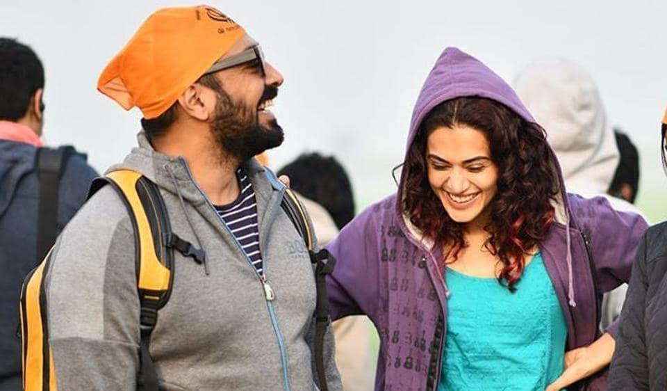 Anurag Kashyap directed Taapsee Pannu in Manmarziyaan.