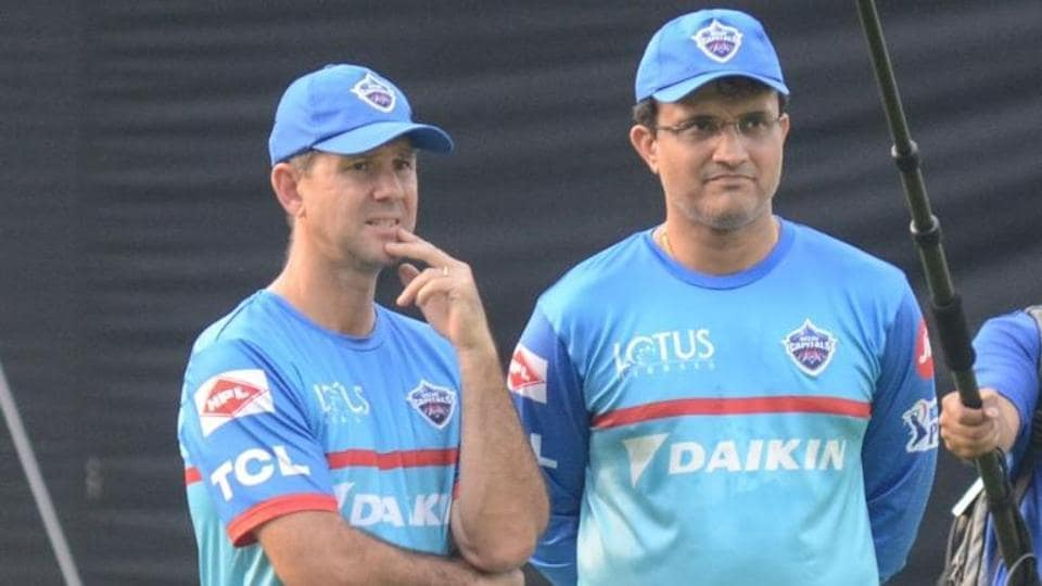 File image of Ricky Ponting and Sourav Ganguly.