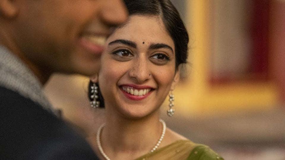 Tanya Maniktala stars as Lata in Mira's Nair's adaptation of Vikram Seth's novel A Suitable Boy.