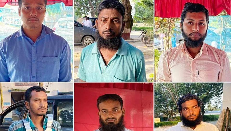 NIA interrogates alleged al Qaeda terrorists for ten hours in Kolkata