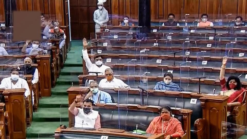 So far, 11 out of 20 bills have been cleared by the Lok Sabha and 5 have been approved by both Houses.