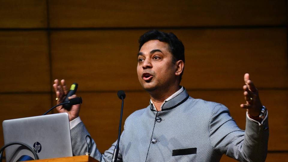 Chief economic adviser Krishnamurthy Subramanian believes India's growth will bounce back on the wings of several reforms done in many sectors. (Photo: Ramesh Pathania/ Mint Archives)