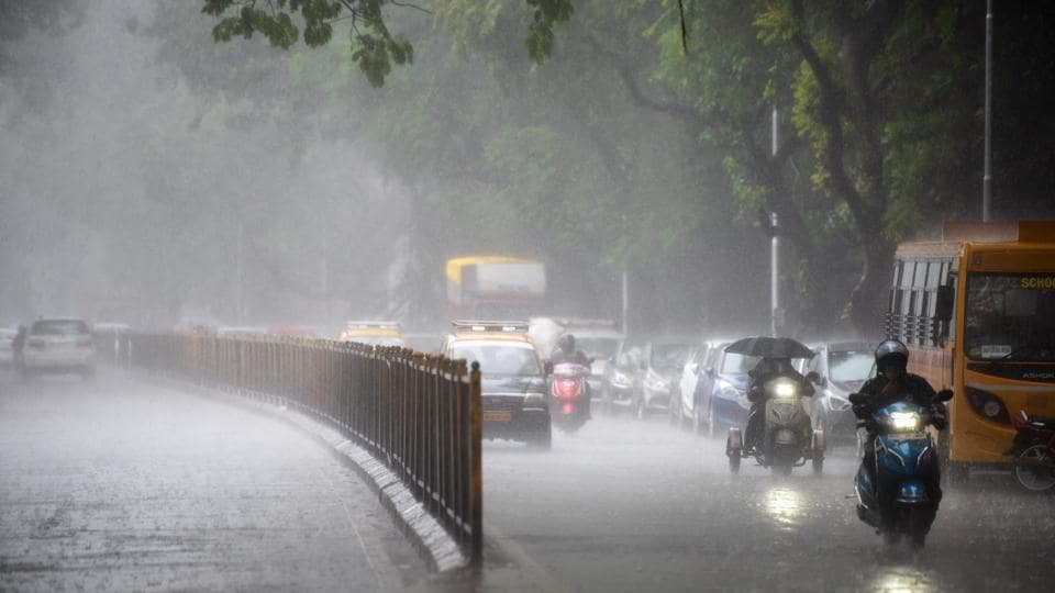 Widespread and very heavy rain is likely over Kerala, Karnataka and Konkan and Goa from September 19 to 22.
