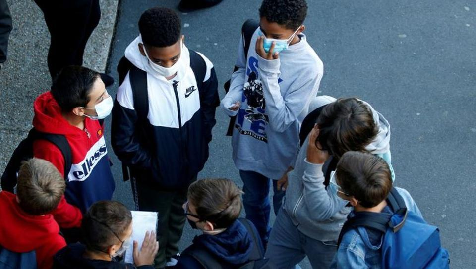 Even in Germany, which has managed to hold its seven-day rate of infections to a low level of about 11.5 cases per 100,000 residents -- about one-seventh the rate of France -- outbreaks seeded by travelers have begun to spread to nursing homes.