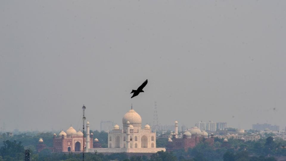 Taj Mahal to allow 5,000 tourists per day starting from tomorrow. The monument will remain closed on Fridays and Sundays.