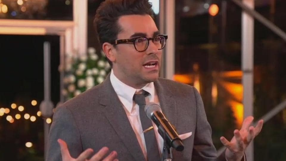 Schitt's Creek opened big with five consecutive wins at the Emmy Awards 2020.
