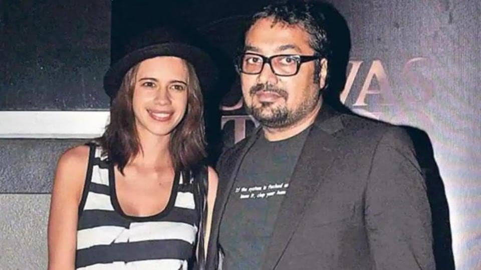 Anurag Kashyap and Kalki Koechlin were married from 2011 to 2015.