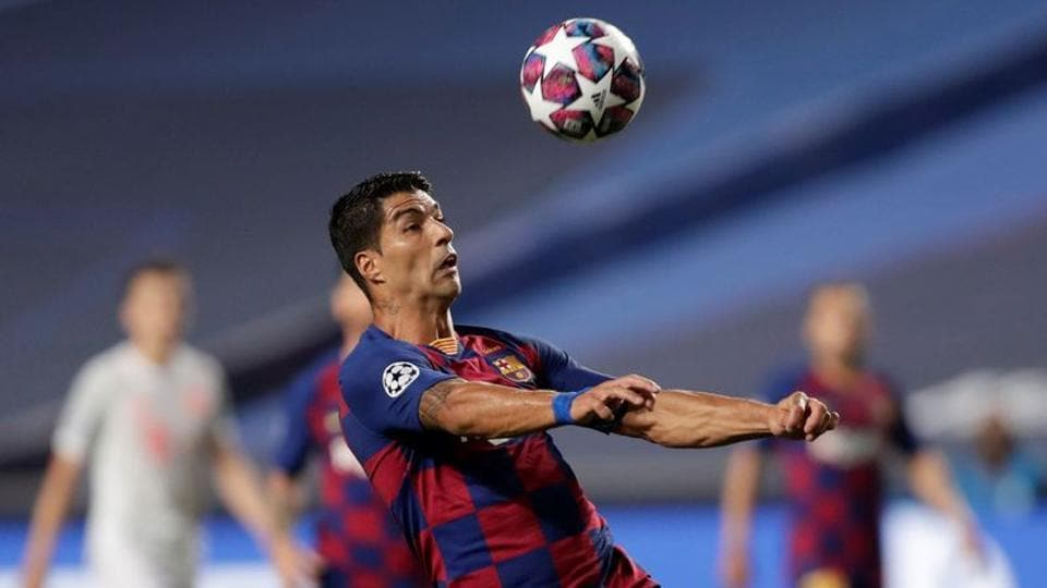 Suarez cuts Barcelona contract, agrees Atletico Madrid terms: reports