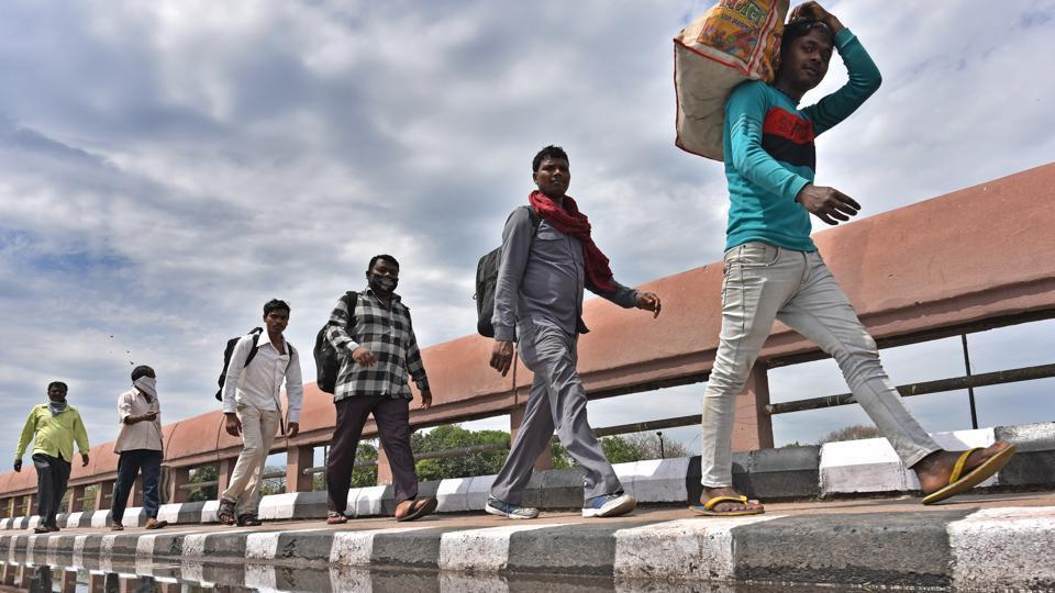 At least 10 million migrant workers had left cities and returned to their village homes to states such as West Bengal, Bihar, Odisha, Jharkhand and Uttar Pradesh (UP) during the lockdown.