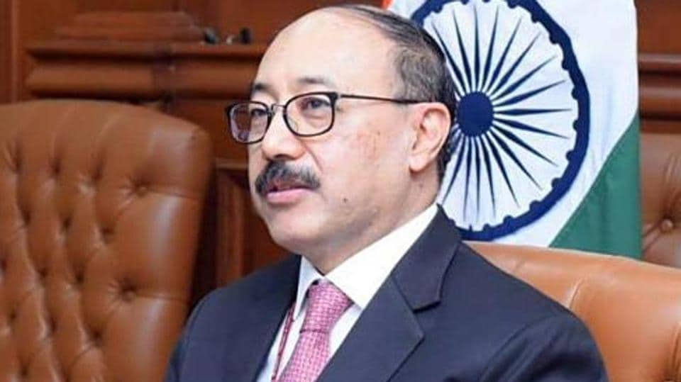 """Looking at the future, Foreign Secretary Harsh Shringla said India needs to be """"prepared to continuously adapt and innovate"""", build resilience and capacity and be agile and flexible in international diplomacy."""