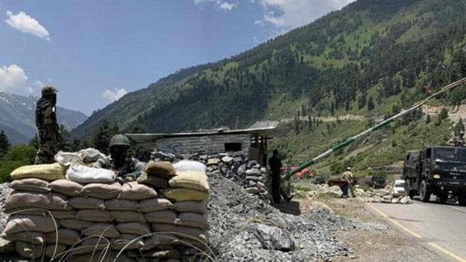 In tensions that began in early May, Indian and Chinese troops have come face-to-face at multiple points along the LAC.