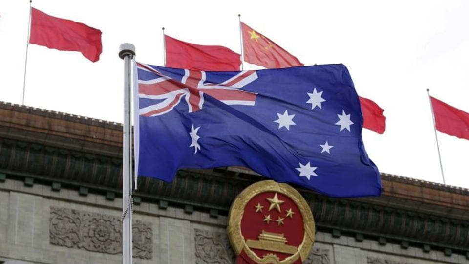 Australia has a strong alliance with the United States, which includes working together on space research and programmes, while Canberra's diplomatic and trade ties with Beijing have also been fracturing.