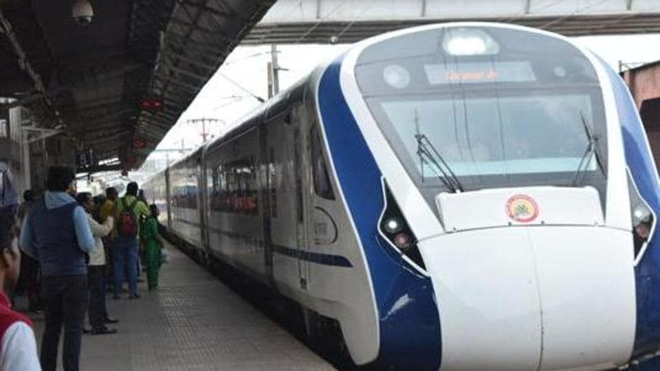 Prime Minister Narendra Modi had flagged off the maiden run of a Vande Bharat train on the New Delhi-Varanasi route on February 15, 2019.
