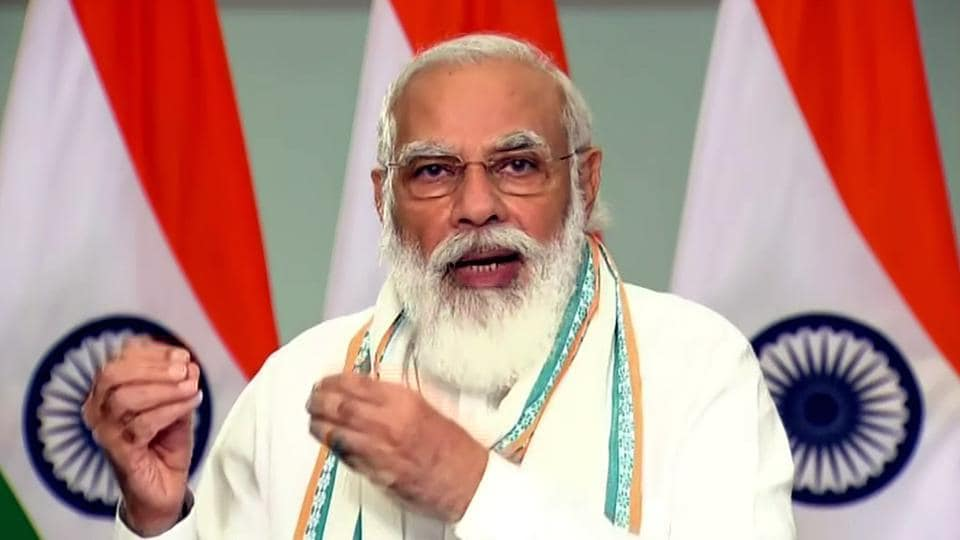 Narendra Modi will address the convocation of IIT, Guwahati through video-conferencing at 12 noon