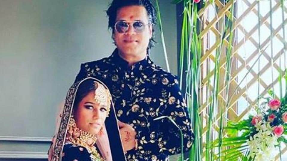 Poonam Pandey and Sam Bombay tied the knot on September 1.