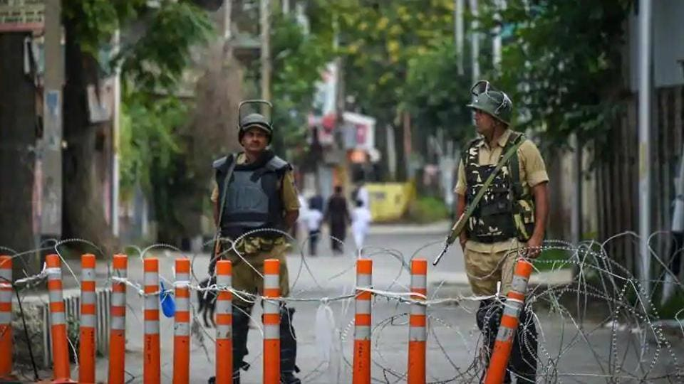The Kashmir Press Club has urged the L-G of J&K to look into these issues of difficulties faced by the journalists while performing their professional duties in Kashmir valley. (Photo PTI)