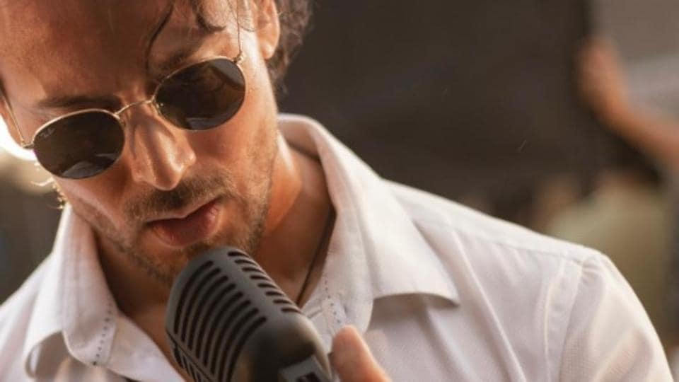 Tiger Shroff makes his singing debut with Unbelievable.