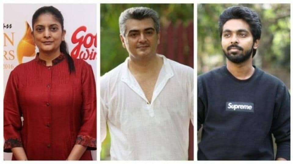 GV Prakash has composed music for Sudha Kongara's upcoming film, Soorarai Pottru. He mentioned about Sudha-Ajith possible collaboration in an interaction with fans.
