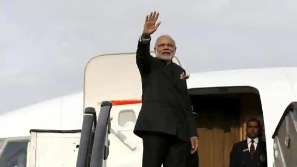 PM Narendra Modi's last trip was to Brazil on November 13-14 in 2019 where he attended a summit of influential grouping BRICS.