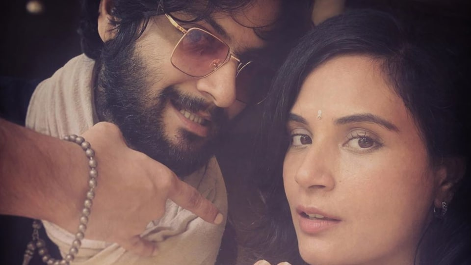 Ali Fazal defends Richa Chadha after Payal Ghosh's allegations: 'My love has stood up for women time and time again'